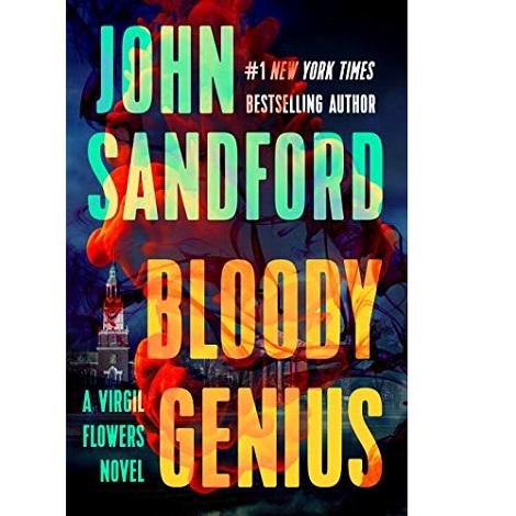 Bloody Genius by John Sandford