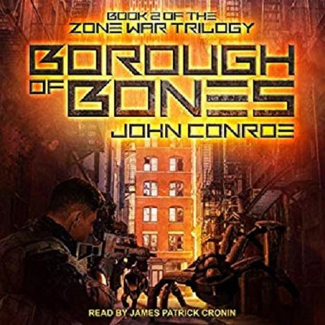 Borough of Bones by John Conroe
