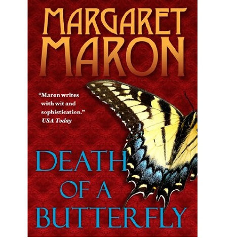 Death of a Butterfly by Maron Margaret