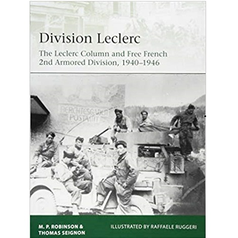 Division Leclerc by Merlin Robinson