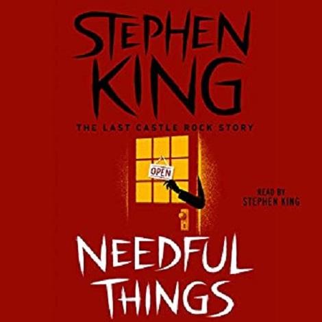Needful Things by Stephen King