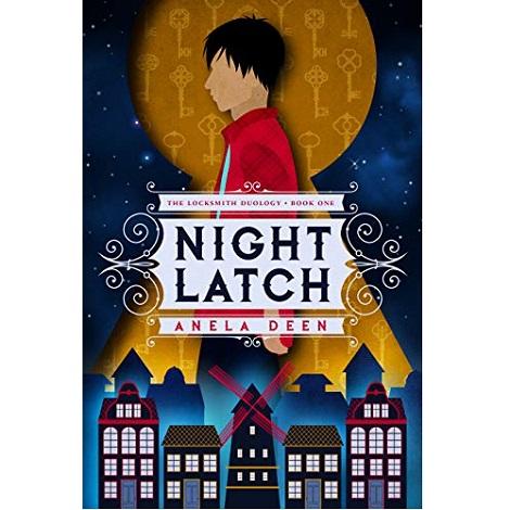 Night Latch by Anela Deen