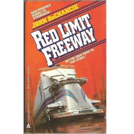 Red Limit Freeway by John Dechancie