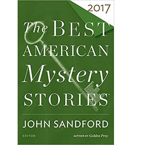 The Best American Mystery Stories of 2017 by John Sandford