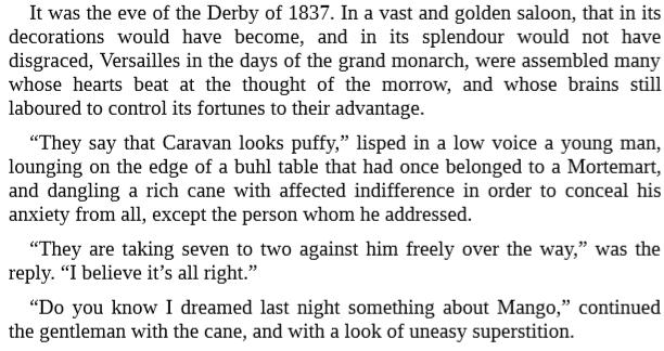 Sybil By Benjamin Disraeli