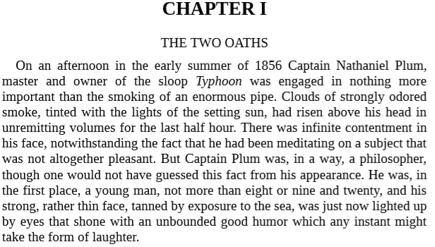 The Courage of Captain Plum By James Oliver Curwood