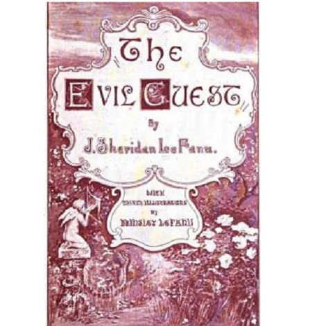 The Evil Guest By Joseph Sheridan Le Fanu