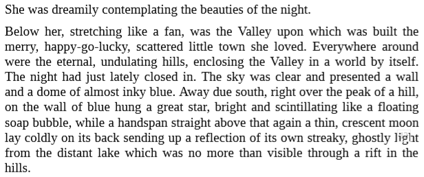 The Spoilers of the Valley By Robert Watson