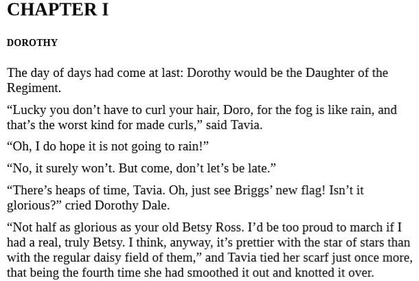 Dorothy Dale By Margaret Penrose
