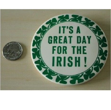 A Great Day for the Irish by A. M. Lightner