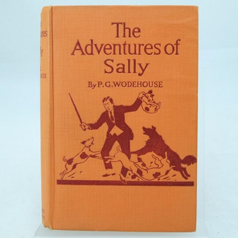 Adventures of Sally by P G Wodehouse