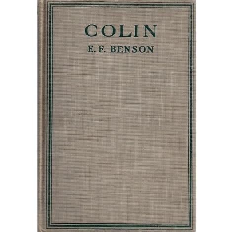 Colin by E. F. Benson