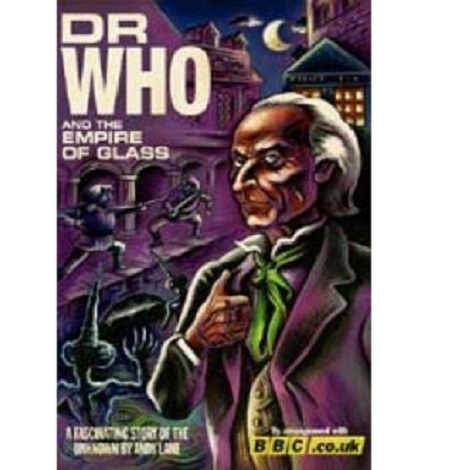 Doctor Who and the Empire of Glass By Andy Lane