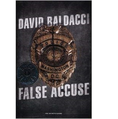 False accuse by David Baldacci