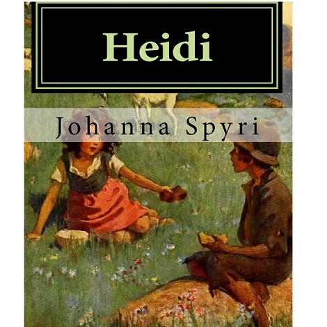 Heidi by Johanna Spyri Solo