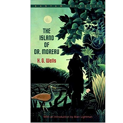 Island of Dr Moreau by Hg Wells