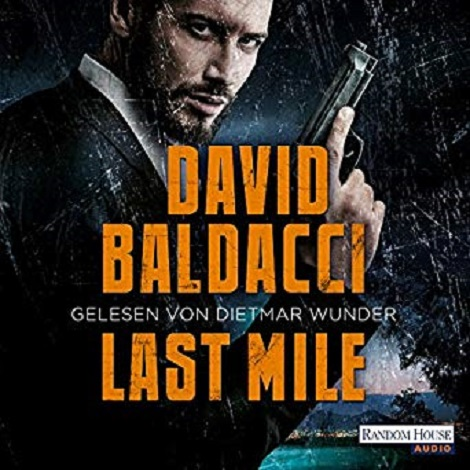 Last Mile by David Baldacci