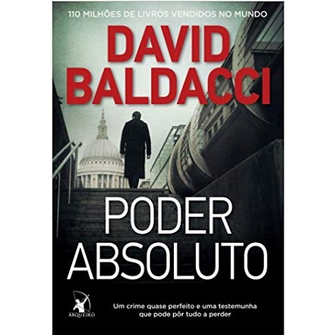 Poder Absoluto by David Baldacci
