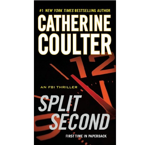 15 Split Second by Catherine Coulter