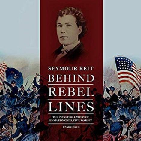 Behind Rebel Lines by Seymour Reit