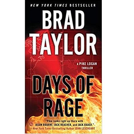 Days of Rage by Brad Taylor