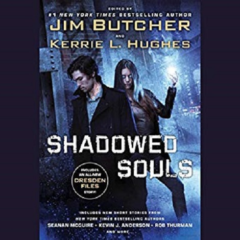 Shadowed Souls by Jim Butcher
