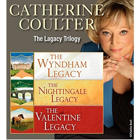 The Legacy Trilogy by Catherine Coulter