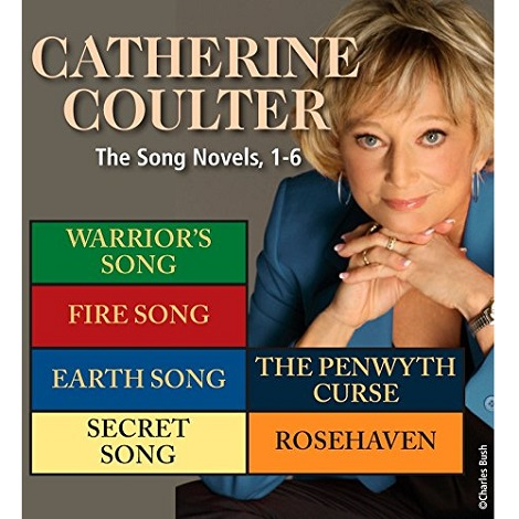The Song, Novels by Catherine Coulter
