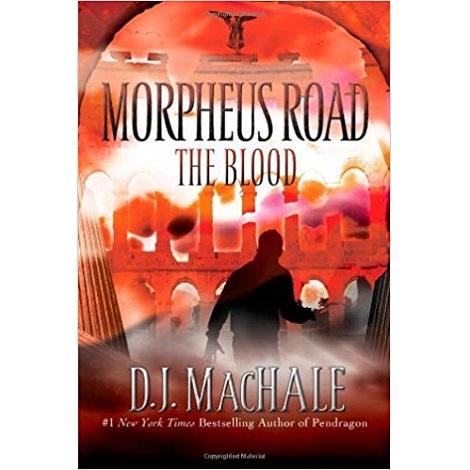 The Blood by D. J. MacHale
