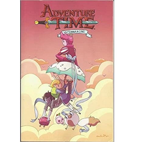 Adventure Time by Natasha Allegri