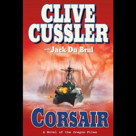 Corsair by Clive Cussler
