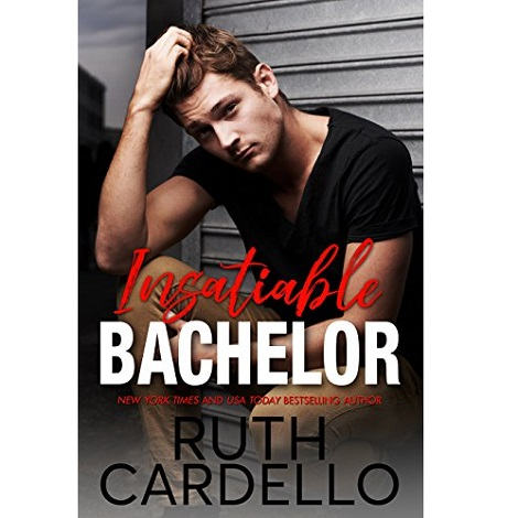 Insatiable Bachelor by Ruth Cardello