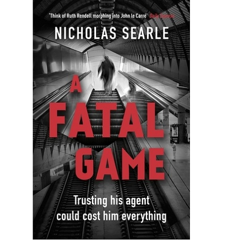 A Fatal Game by Nicholas Searle