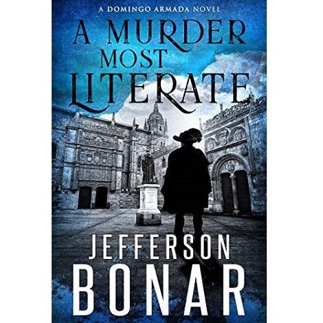A Murder Most Literate by Jefferson Bonar