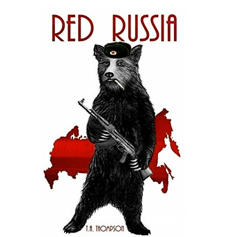 Red Russia by Tanya Thompson