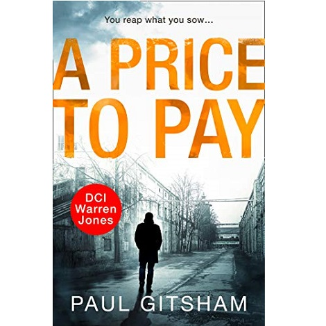 A Price to Pay by Paul Gitsham