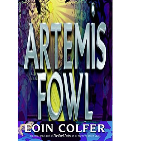 Artemis Fowl book series by Eoin Colfer