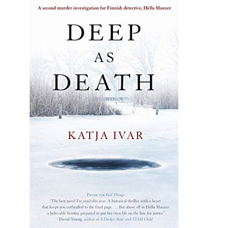 Deep as Death by Katja Ivar