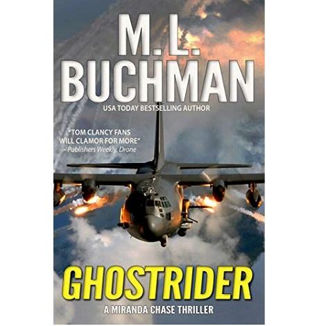 Ghostrider by M.L. Buchman