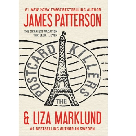 The Postcard Killers by James Patterson