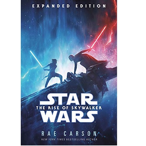The Rise of Skywalker by Rae Carson