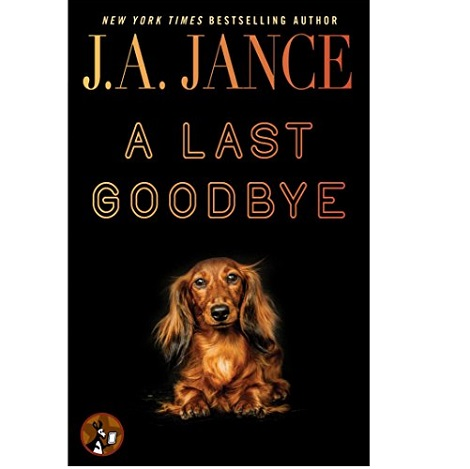 A Last Goodbye by J.A. Jance
