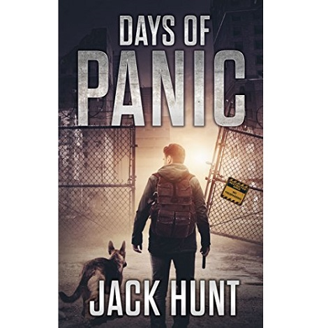 Days of Panic by Jack Hunt