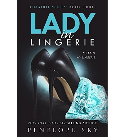 Lady in Lingerie by Penelope Sky