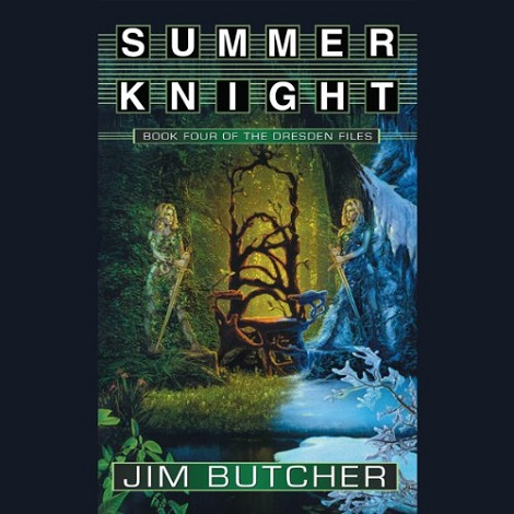 Summer Knight by Jim Butcher