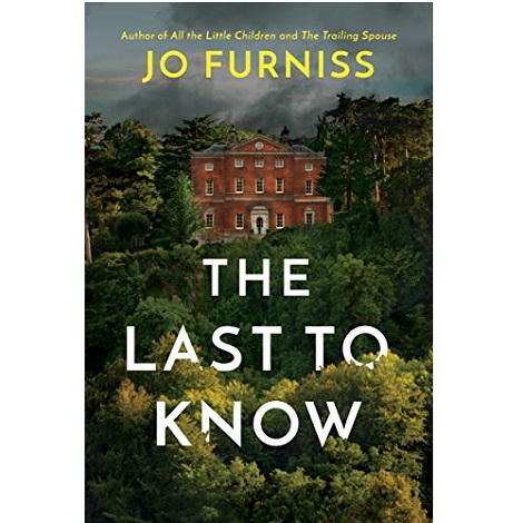 The Last to Know by Jo Furniss