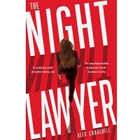 The Night Lawyer by Alex Churchill