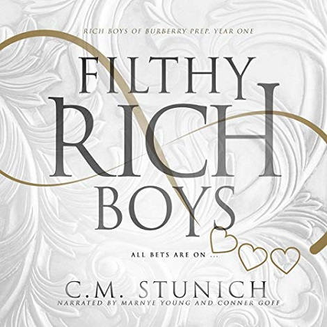 Filthy Rich Boys by C. M. Stunich