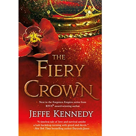 The Fiery Crown by Jeffe Kennedy