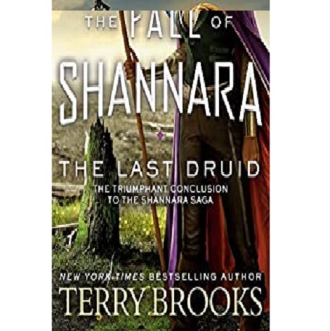 The Last Druid by Terry Brooks